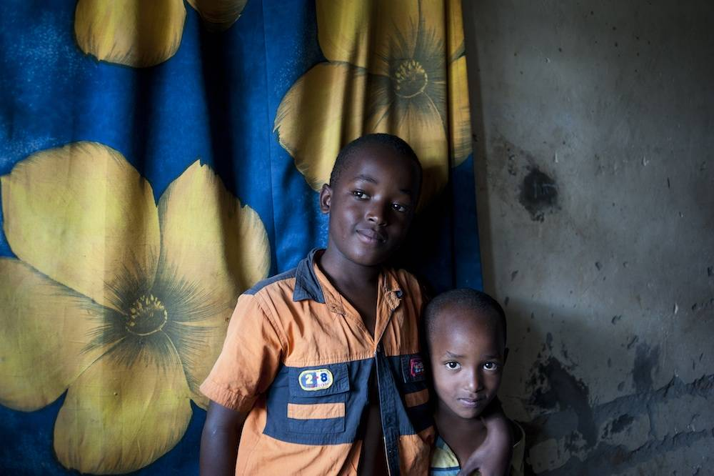 Redonner espoir aux enfants vulnérables et aux orphelins ©Steven Wassenaar
