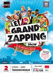 Le Grand Zapping Show à Lyon