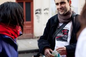 Maraude ©Alix Marnat - DR Solidarité Sida