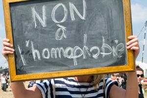 Non à l'homophobie ©Kea Nop